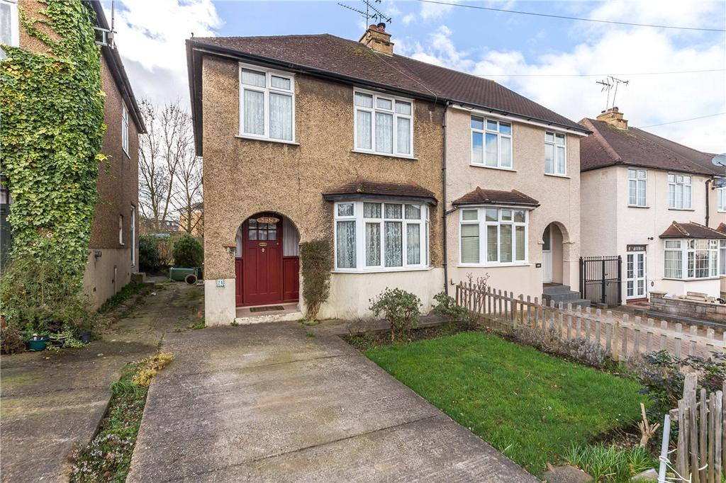 3 Bedrooms Semi Detached House for sale in Roland Street, St. Albans, Hertfordshire