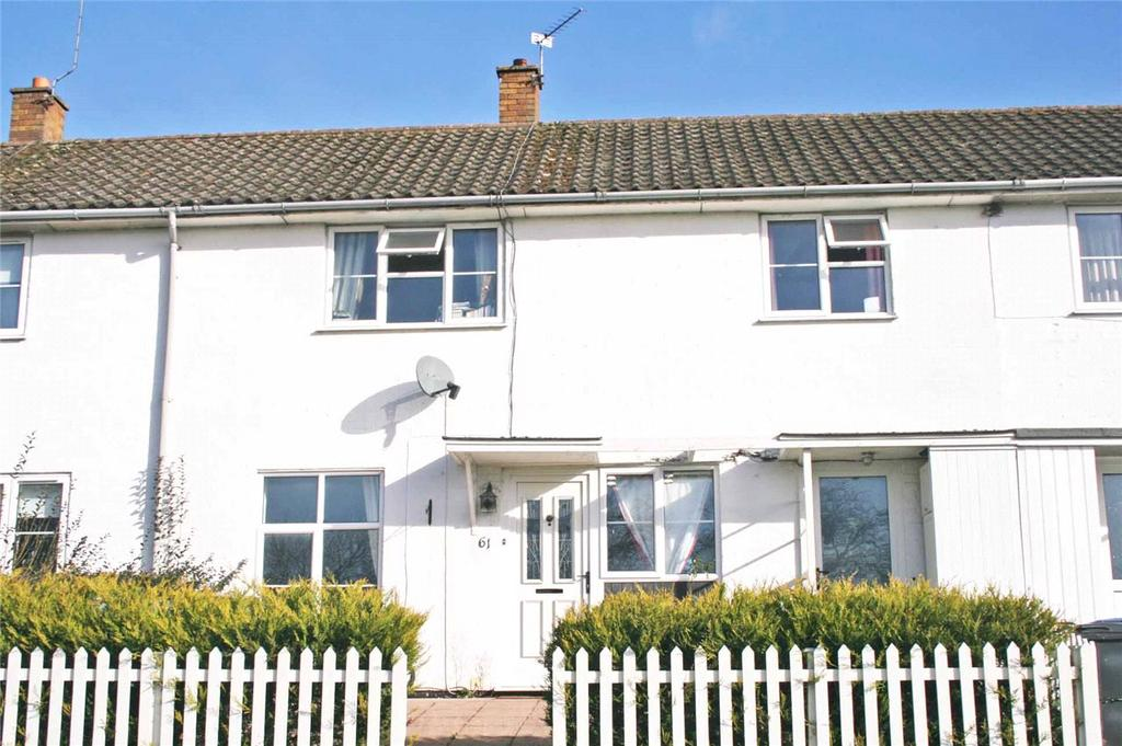 3 Bedrooms Terraced House for sale in The Vineyard, Welwyn Garden City, Hertfordshire