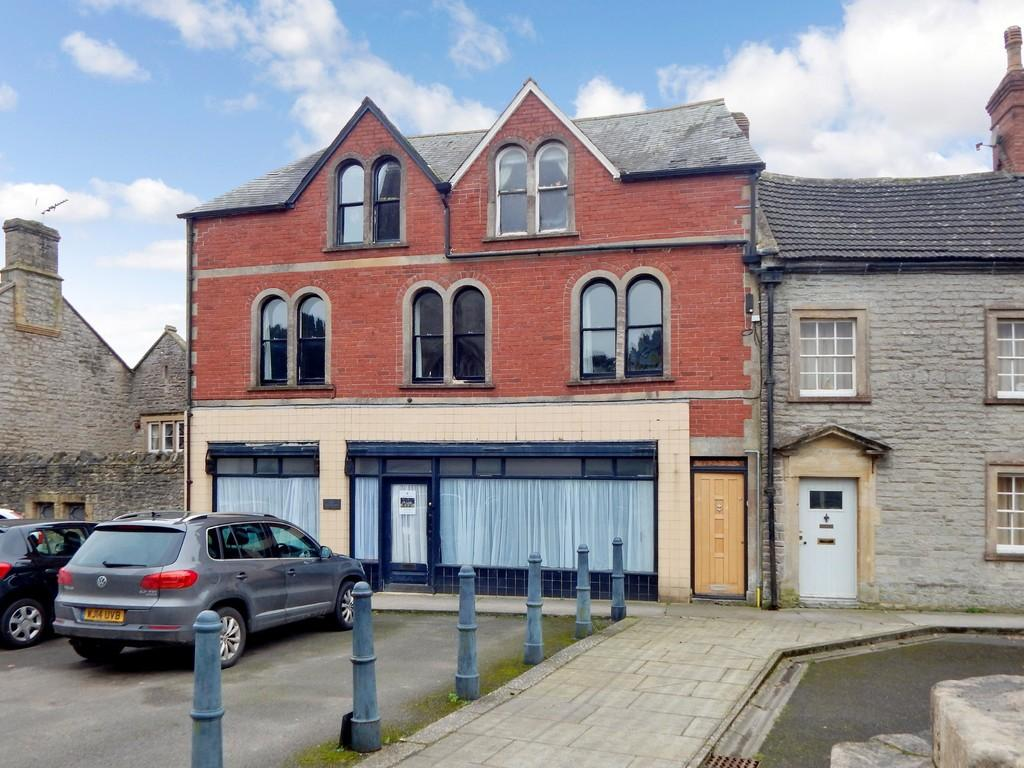 4 Bedrooms End Of Terrace House for sale in High Street, Evercreech