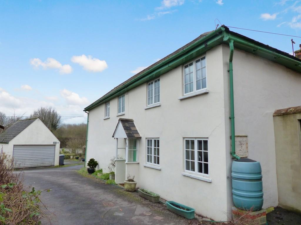 4 Bedrooms End Of Terrace House for sale in High Street, Codford