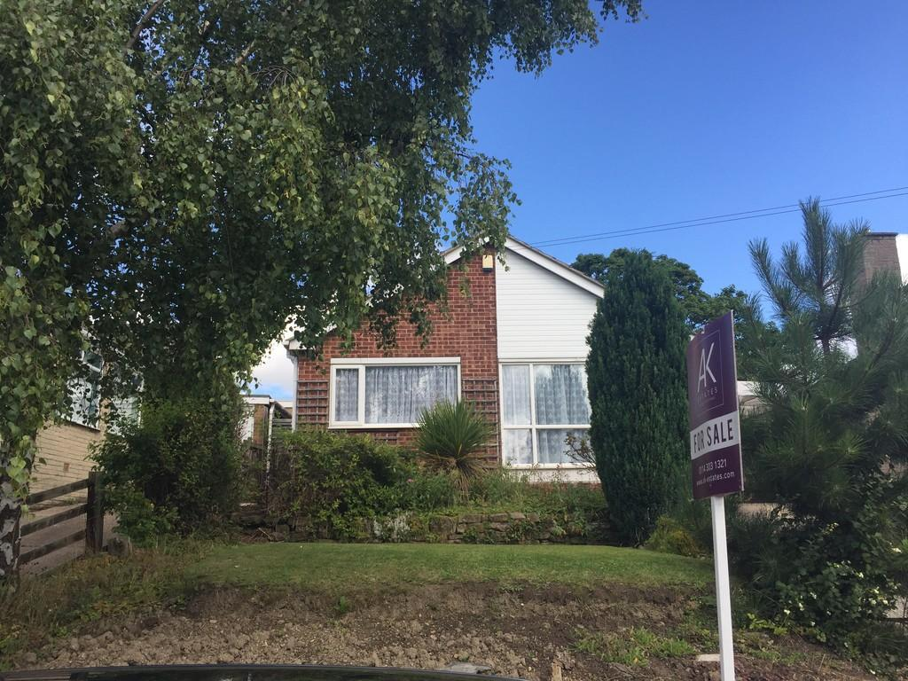 2 Bedrooms Detached Bungalow for sale in Howarth Road, Brinsworth