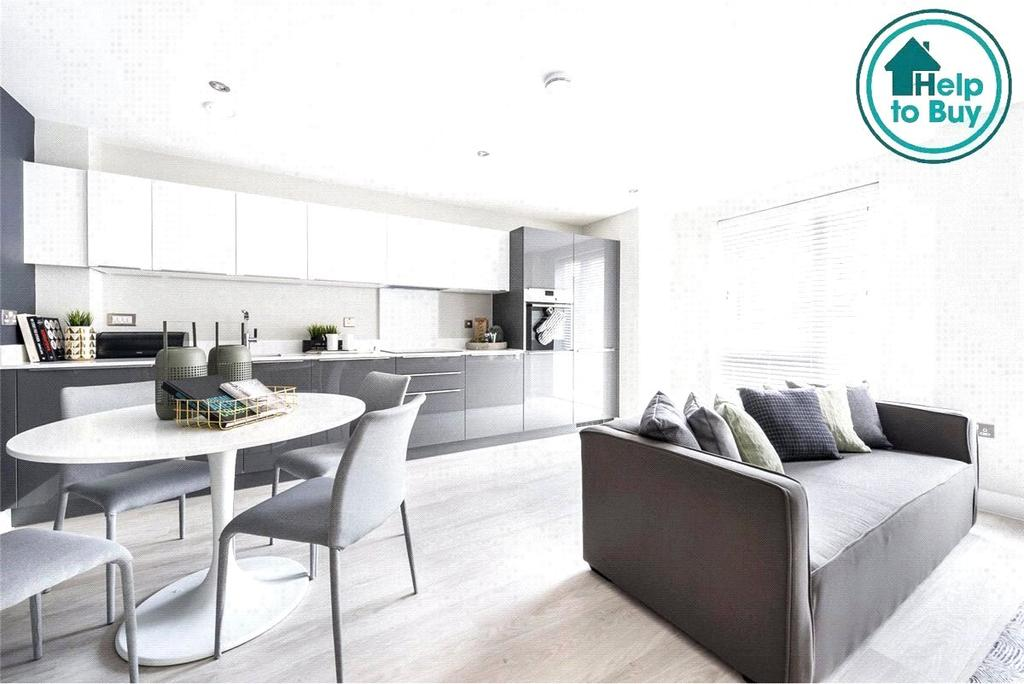 2 Bedrooms Apartment Flat for sale in Magna, Harrison Drive, Cambridge, CB2