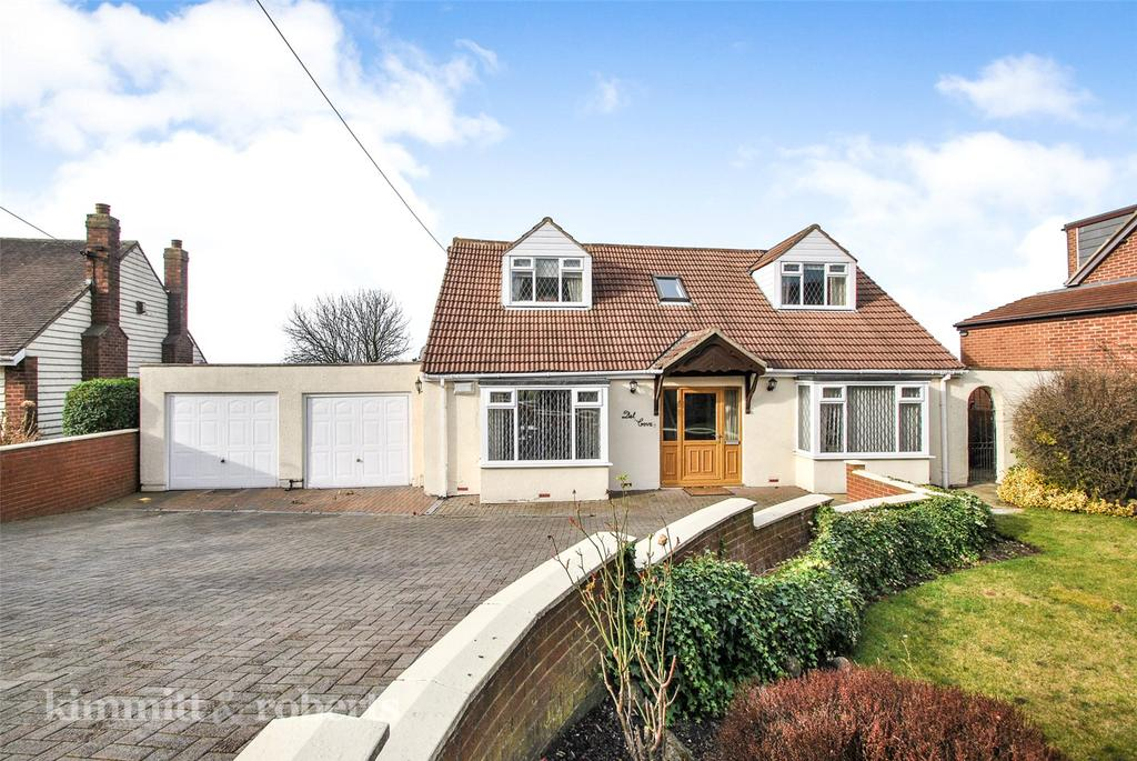 5 Bedrooms Detached Bungalow for sale in Houghton Road, Newbottle, Houghton le Spring, DH4