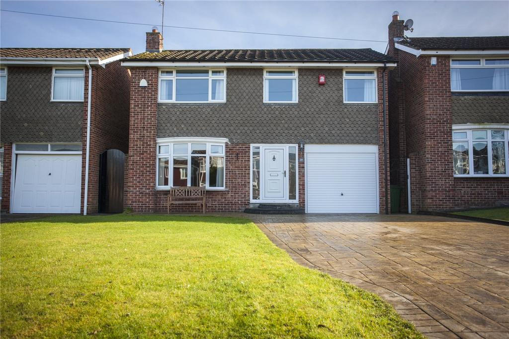 5 Bedrooms Detached House for sale in Hardwick Road, Sedgefield, Stockton-on-Tees, Cleveland, TS21