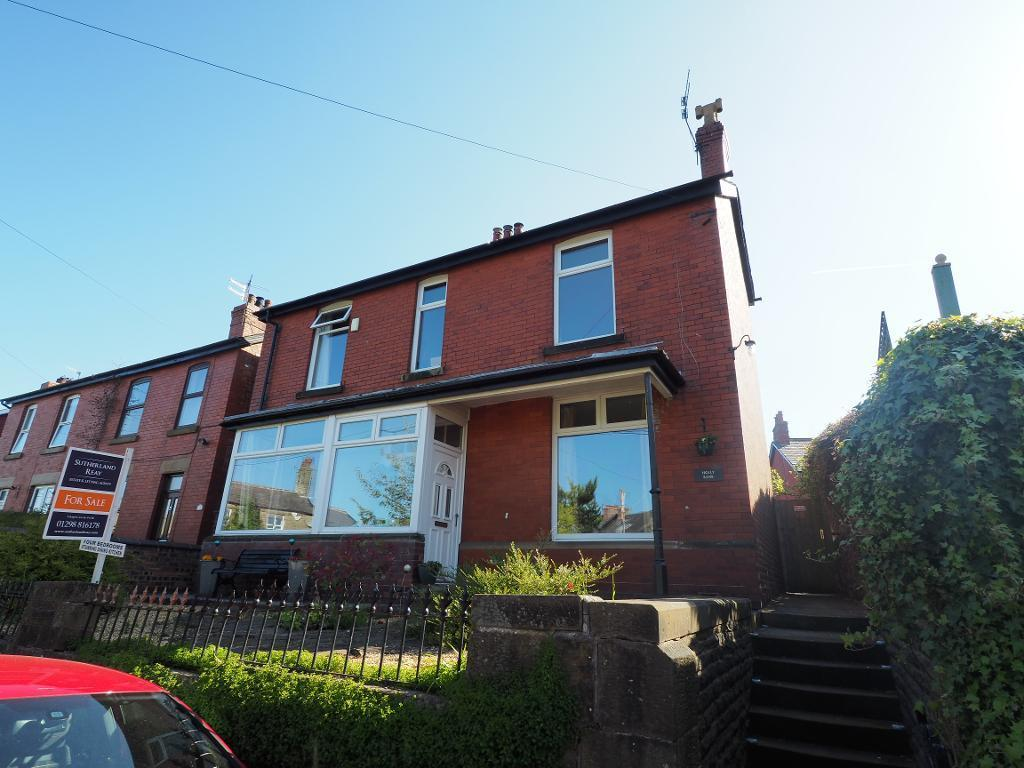 4 Bedrooms Detached House for sale in Bowden Lane, Chapel-en-le-Frith, High Peak, Derbyshire, SK23 0JQ