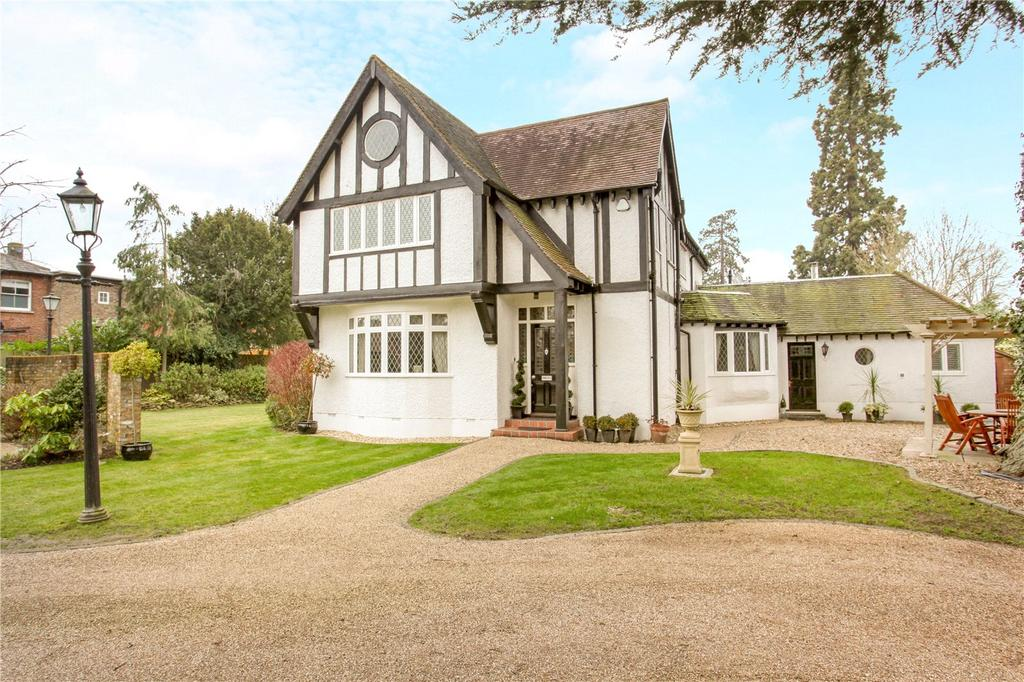 6 Bedrooms Detached House for sale in Winkfield Road, Windsor, Berkshire, SL4