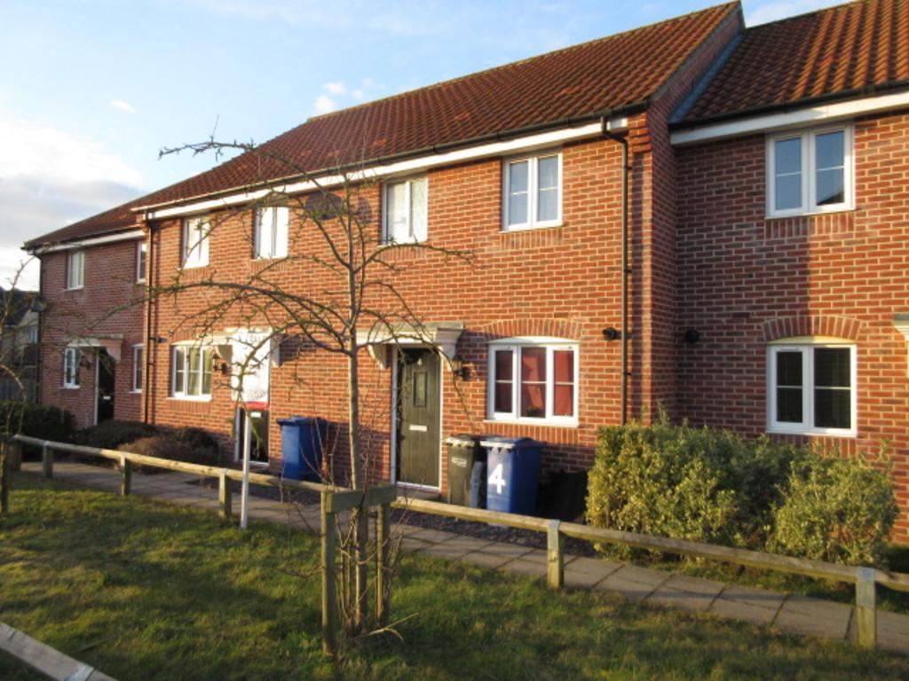3 Bedrooms Terraced House for sale in Bramble Walk, Red Lodge