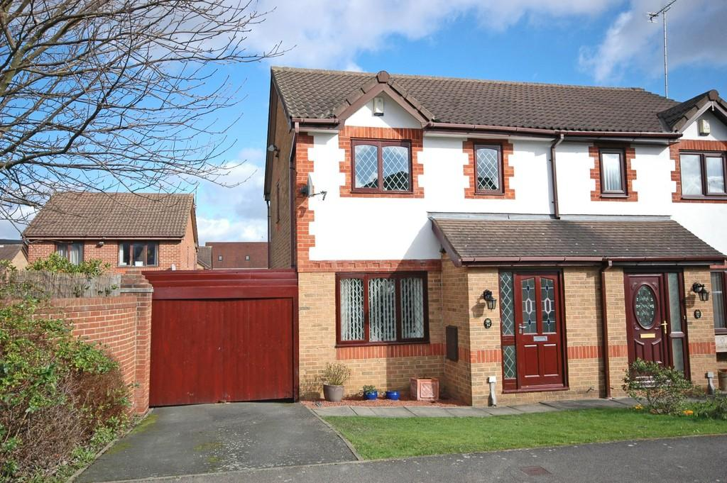 3 Bedrooms Semi Detached House for sale in Willow Road, Alverthorpe