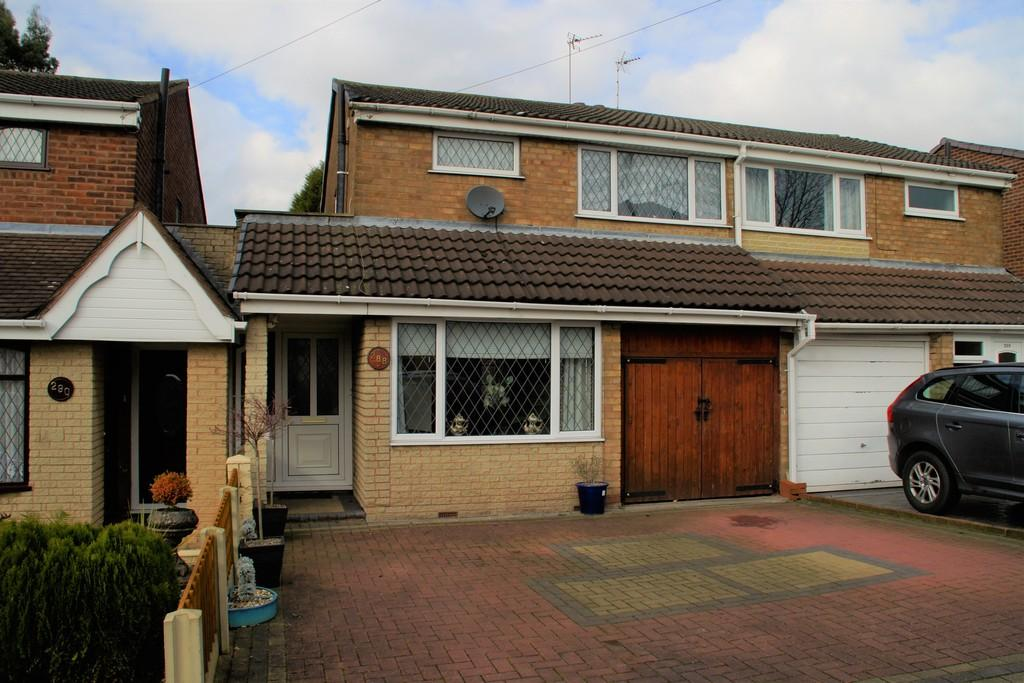 3 Bedrooms Semi Detached House for sale in Wolverhampton Road, Cannock