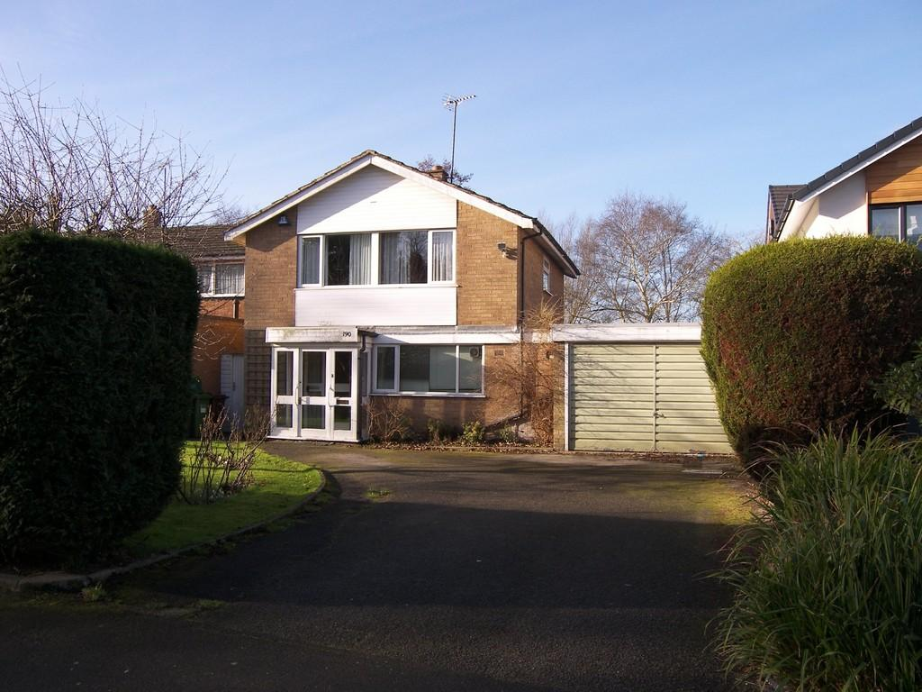 3 Bedrooms Detached House for sale in Kineton Green Road, Olton