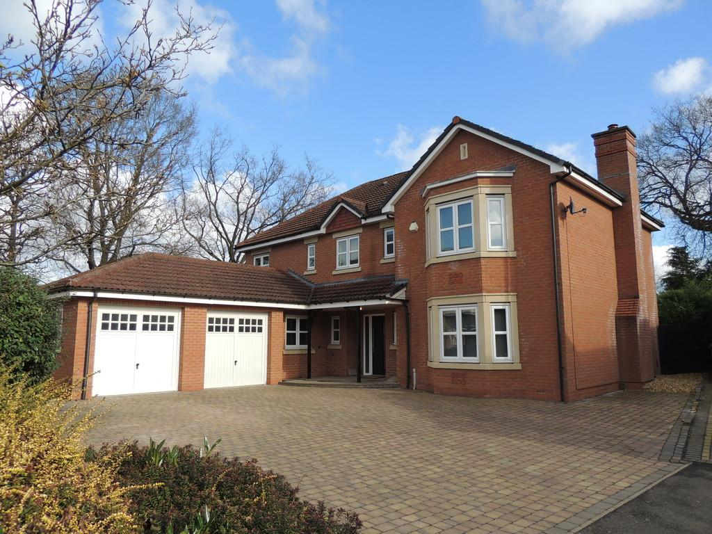 5 Bedrooms Detached House for sale in Rashwood Close, Hockley Heath