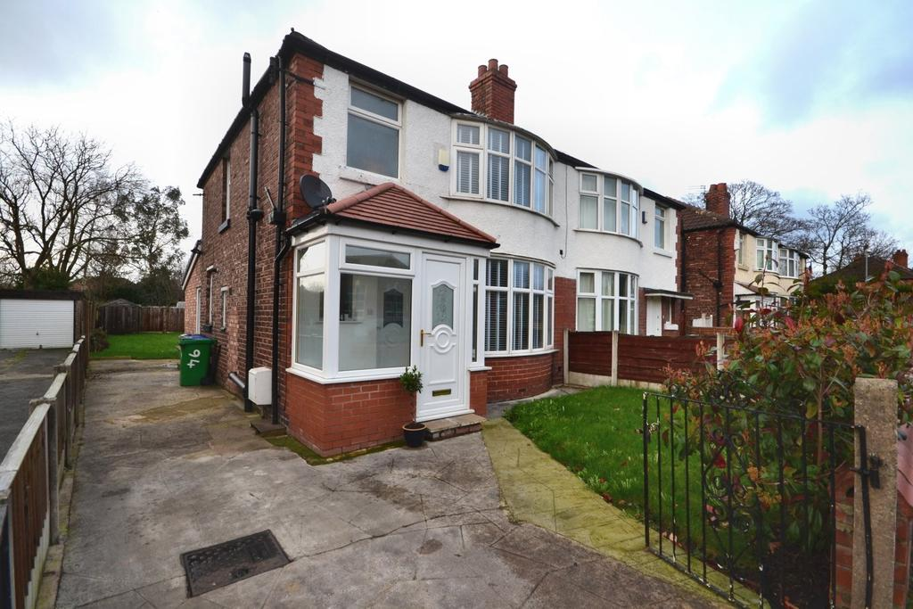 3 Bedrooms Semi Detached House for sale in Heyscroft Road, Withington
