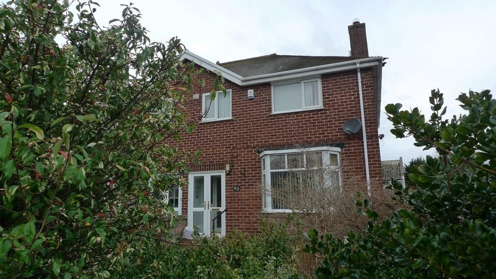 3 Bedrooms Semi Detached House for sale in Church Road, Rhos On Sea