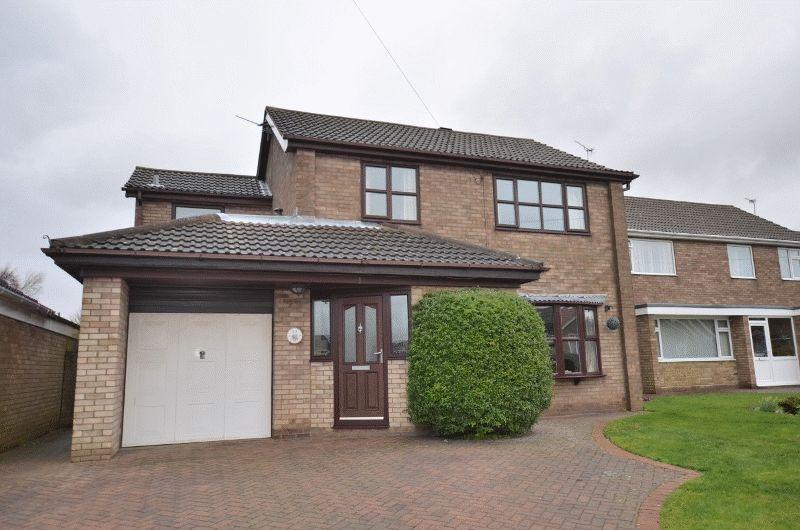 4 Bedrooms Detached House for sale in Hillcrest Drive, Burton Upon Stather