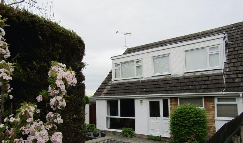4 Bedrooms Semi Detached House for sale in Cambrian Walk, Rhyl