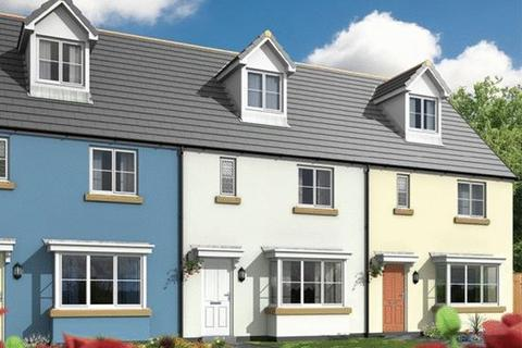 3 bedroom end of terrace house for sale - Honeymead Meadow, South Molton