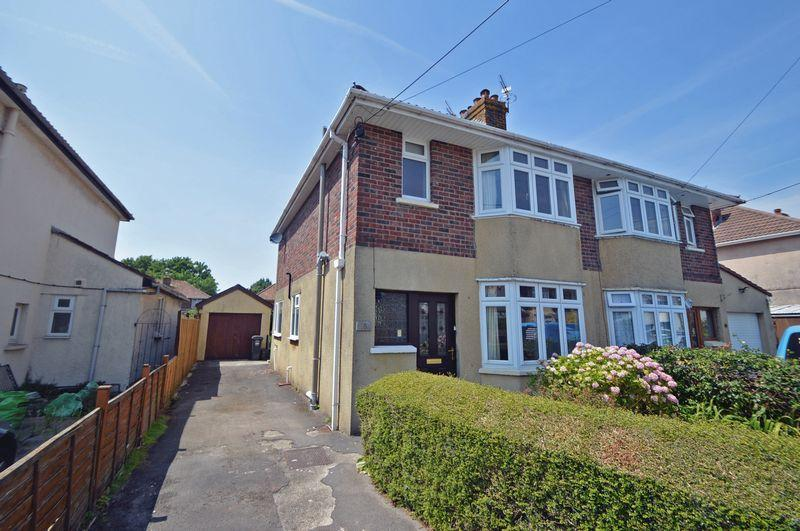3 Bedrooms Semi Detached House for sale in A superb location in Clevedon close to many amenities