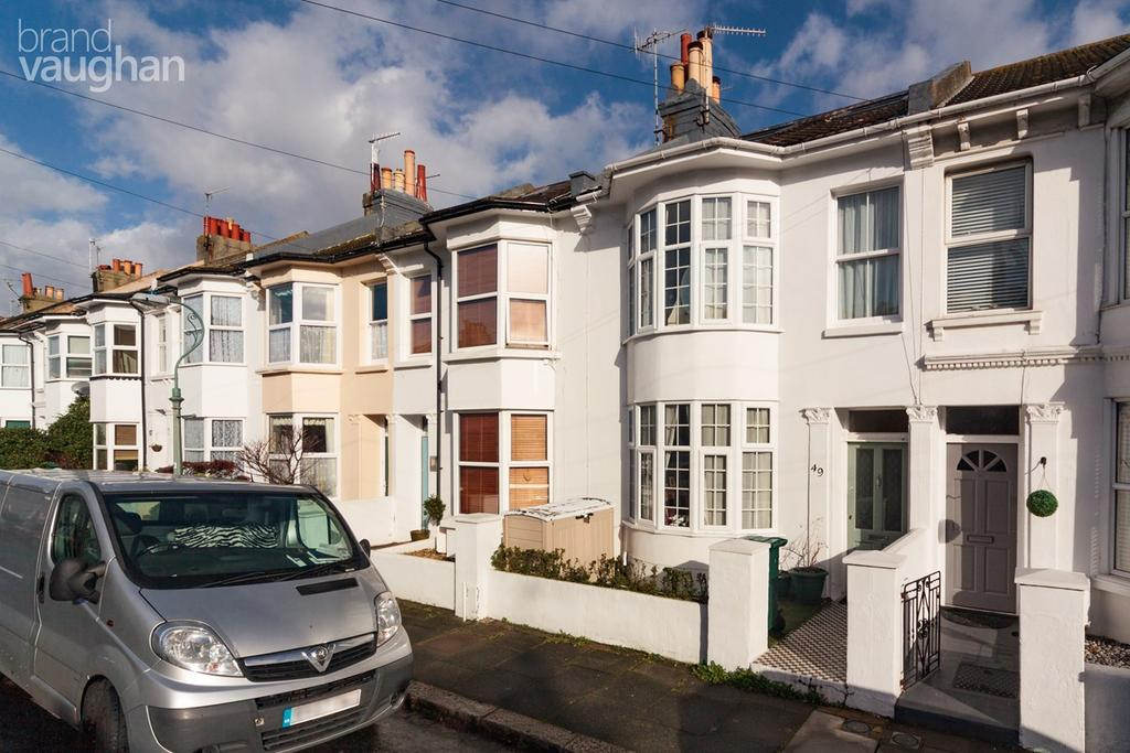 3 Bedrooms Terraced House for sale in Cowper Street, Hove, BN3