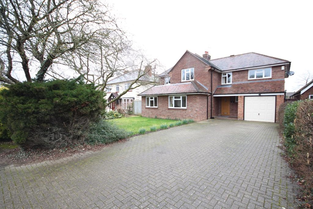 5 Bedrooms Detached House for sale in Shefford Road, Clifton, SHEFFORD, SG17