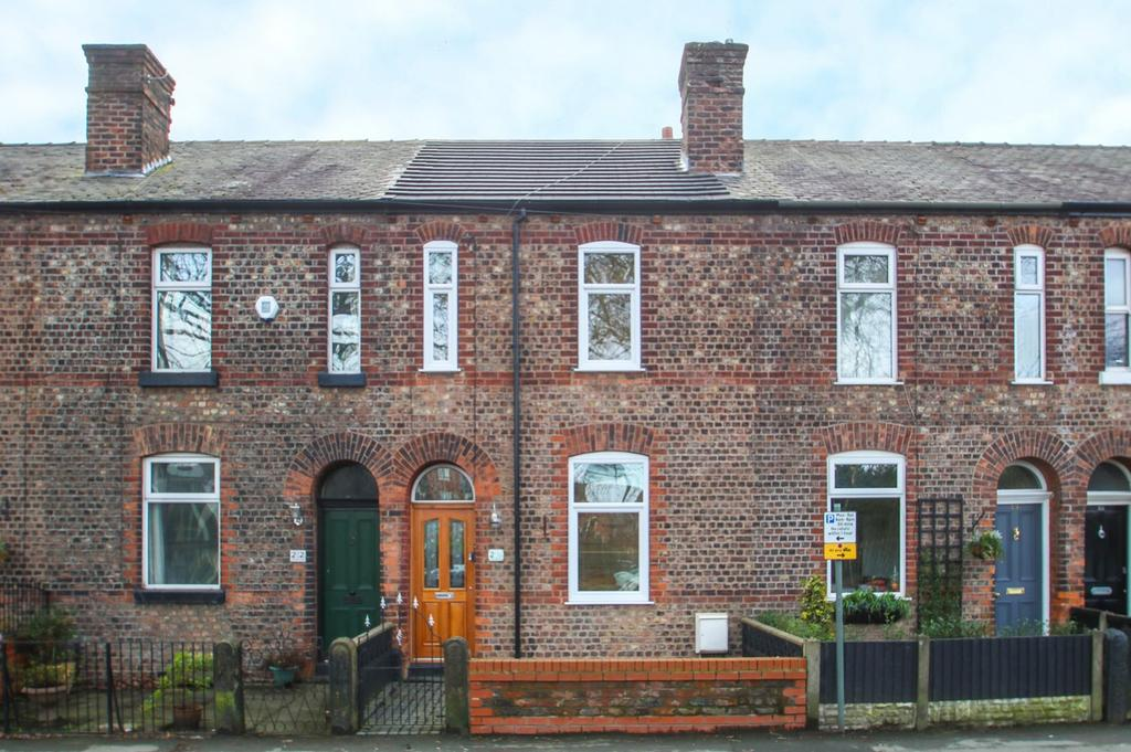 2 Bedrooms Terraced House for sale in Moorside Road, Urmston, Manchester, M41