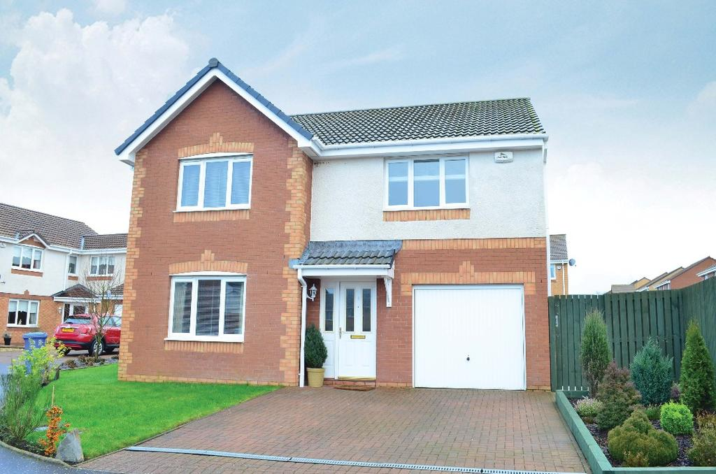 4 Bedrooms Detached House for sale in Inglis Brae, Blackwood, South Lanarkshire, ML11 9GS