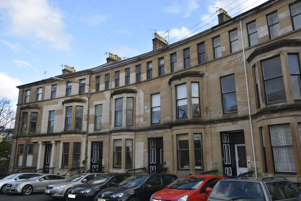2 Bedrooms Flat for sale in Westbourne Gardens, First Floor, Hyndland, Glasgow, G12 9PE