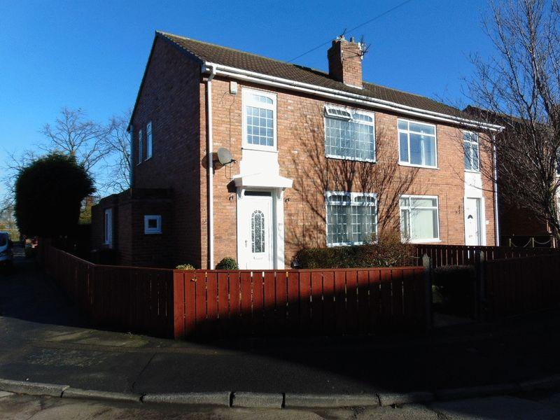 3 Bedrooms Semi Detached House for sale in Glenfield Road, Benton, Newcastle Upon Tyne