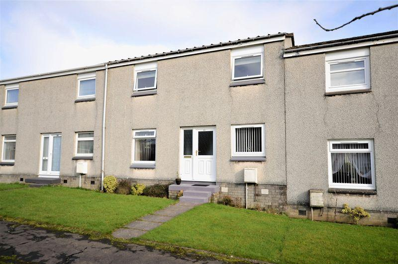 2 Bedrooms Terraced House for sale in 44 Castleview, Dundonald, KA2 9HZ