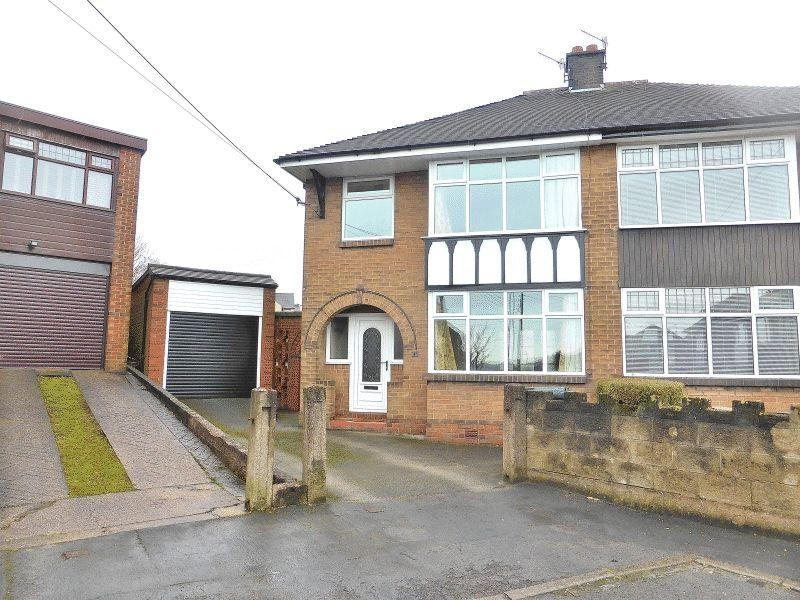 3 Bedrooms Semi Detached House for sale in Lancaster Drive, Norton