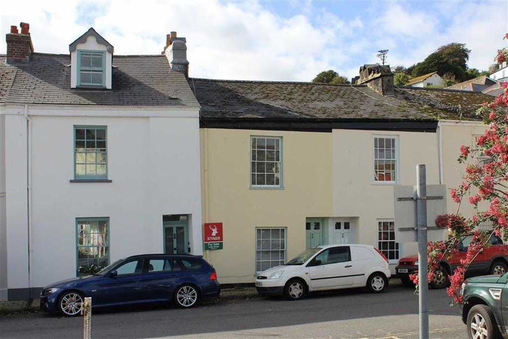 2 Bedrooms Semi Detached House for sale in Charles Street, Dartmouth, Devon, TQ6