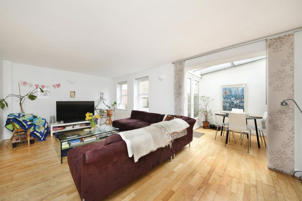 4 Bedrooms House for sale in Picketts Terrace, Underhill Road, East Dulwich, SE22