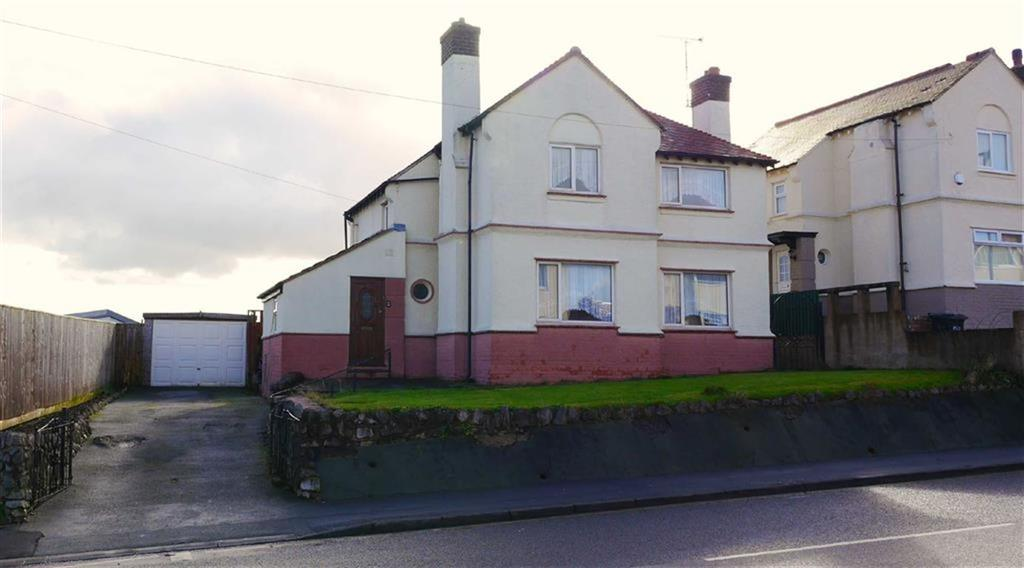 3 Bedrooms Detached House for sale in Mold Road, Connah's Quay, Deeside, Flintshire