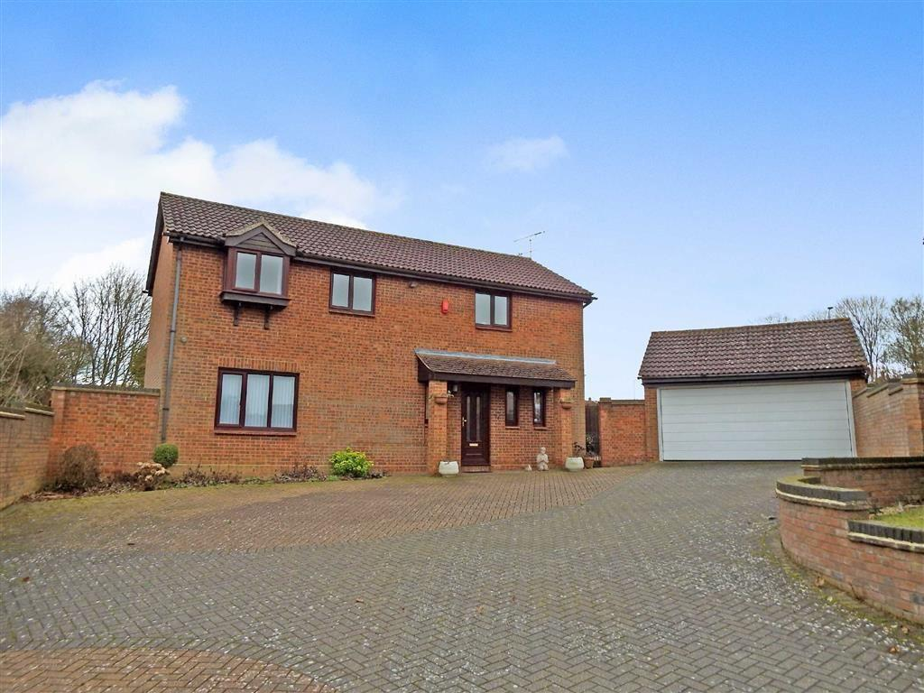 4 Bedrooms Detached House for sale in Goddard End, Stevenage, Hertfordshire, SG2