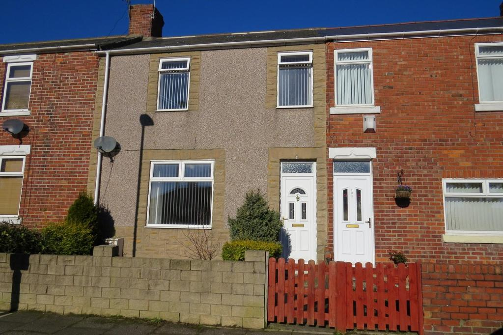 2 Bedrooms Terraced House for sale in Castle Terrace, Ashington