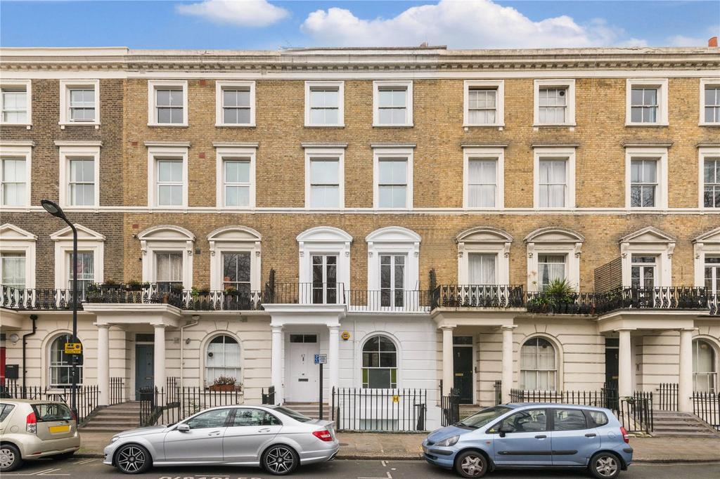 5 Bedrooms Terraced House for sale in Oakley Square, London