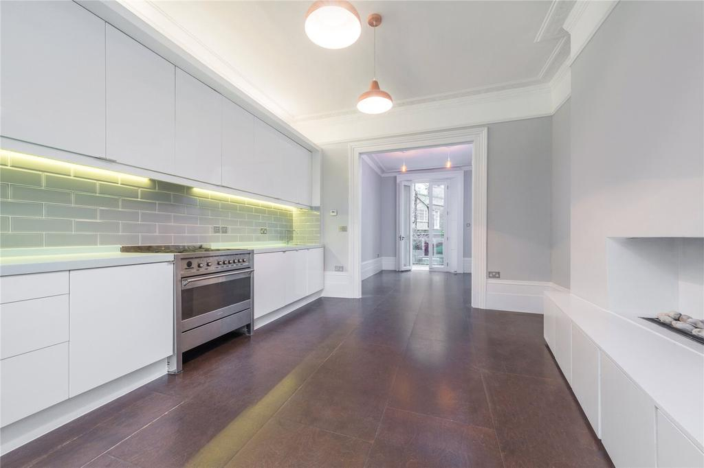 6 Bedrooms Terraced House for sale in Oakley Square, London
