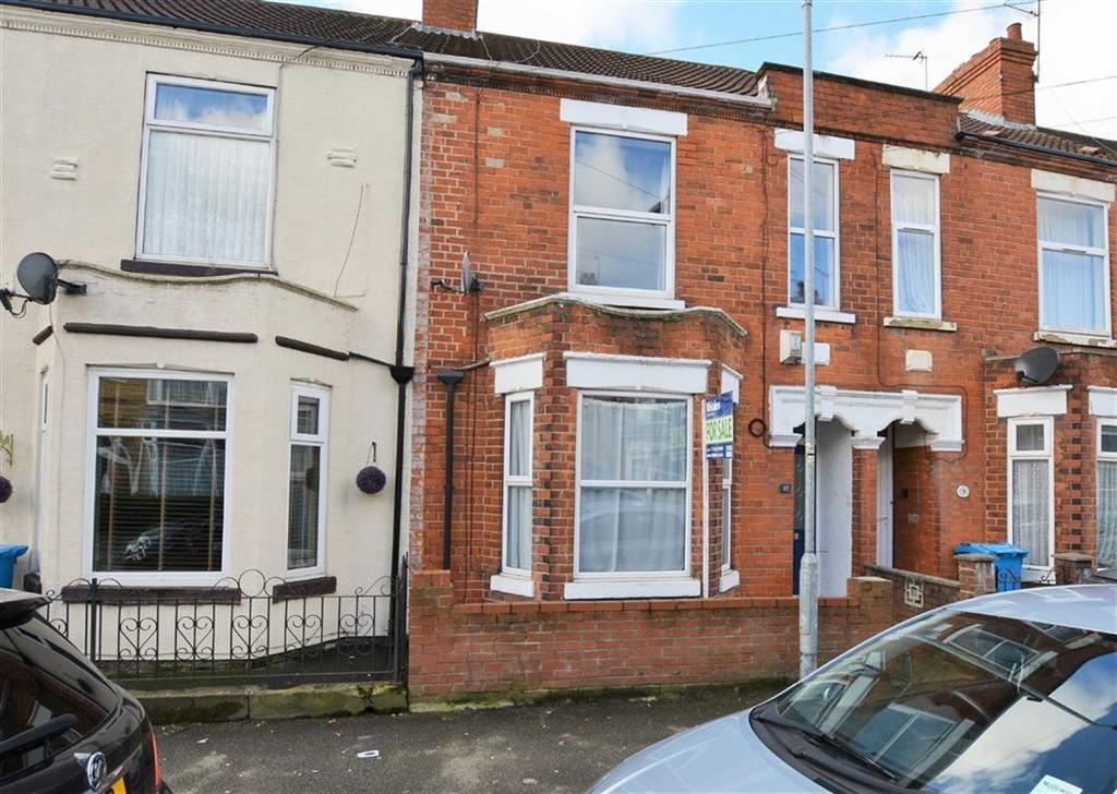 3 Bedrooms Terraced House for sale in Westminster Avenue, Hull, East Yorkshire, HU8