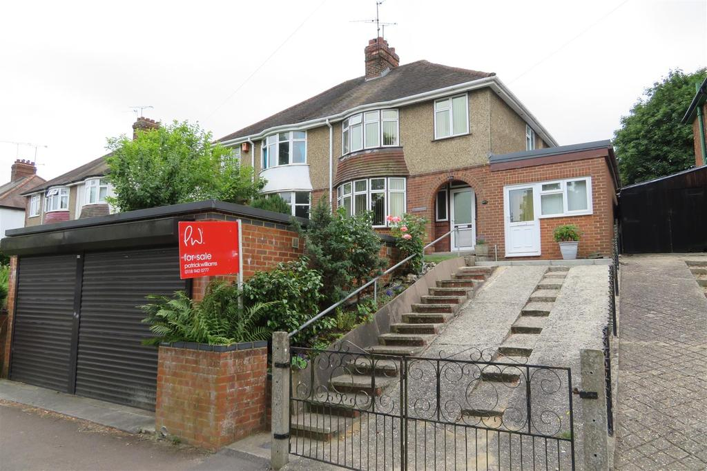 3 Bedrooms Semi Detached House for sale in Oxford Road, Tilehurst, Reading