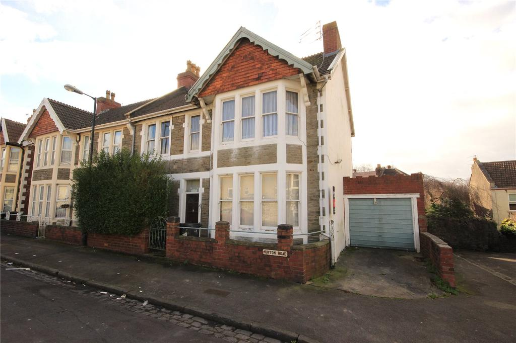 4 Bedrooms End Of Terrace House for sale in Huyton Road, Fishponds, Bristol, BS5