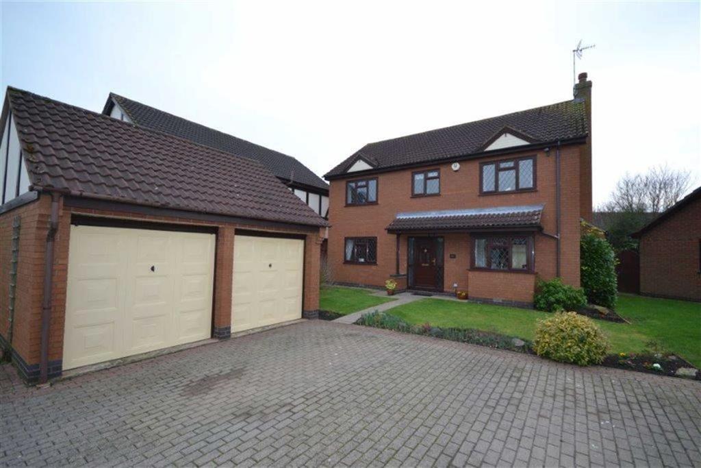 4 Bedrooms Detached House for sale in Norwich Close, St Nicolas Park, Nuneaton