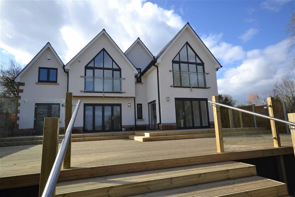 5 Bedrooms Detached House for sale in North Hill, Little Baddow Chelmsford, Essex
