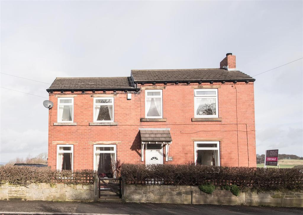 3 Bedrooms Detached House for sale in Wakefield Road, Lepton, Huddersfield, HD8 0LU