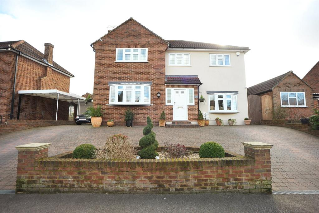 4 Bedrooms Detached House for sale in Selwood Road, Brentwood, Essex, CM14