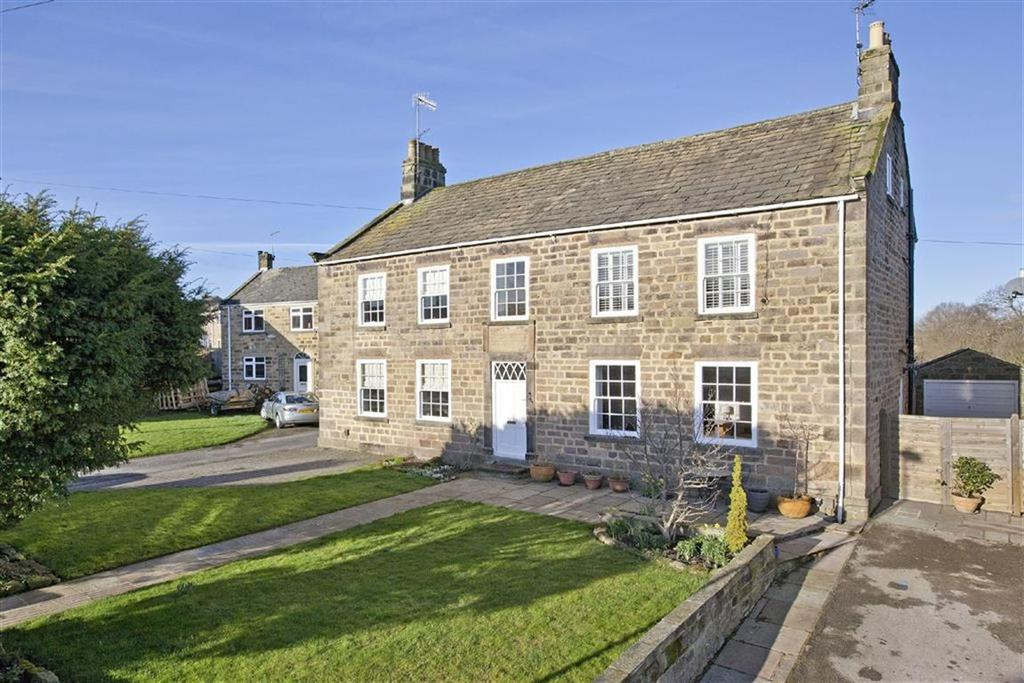 4 Bedrooms Semi Detached House for sale in Bachelor Gardens, Harrogate, North Yorkshire