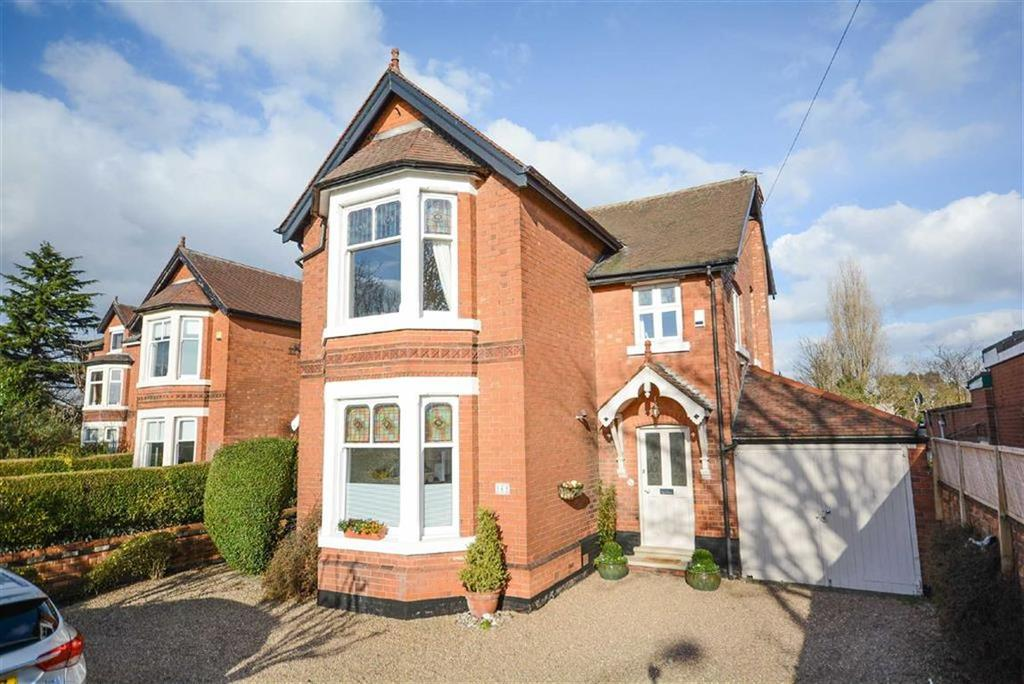 4 Bedrooms Detached House for sale in Loughborough Road, West Bridgford