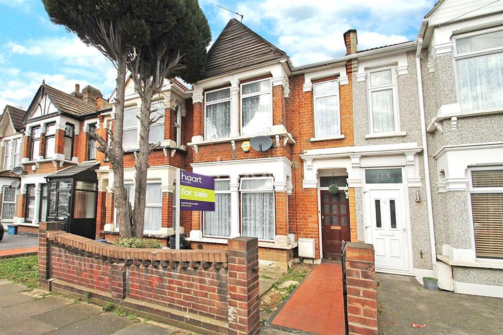 2 Bedrooms Terraced House for sale in Kingston Road, Ilford, Essex