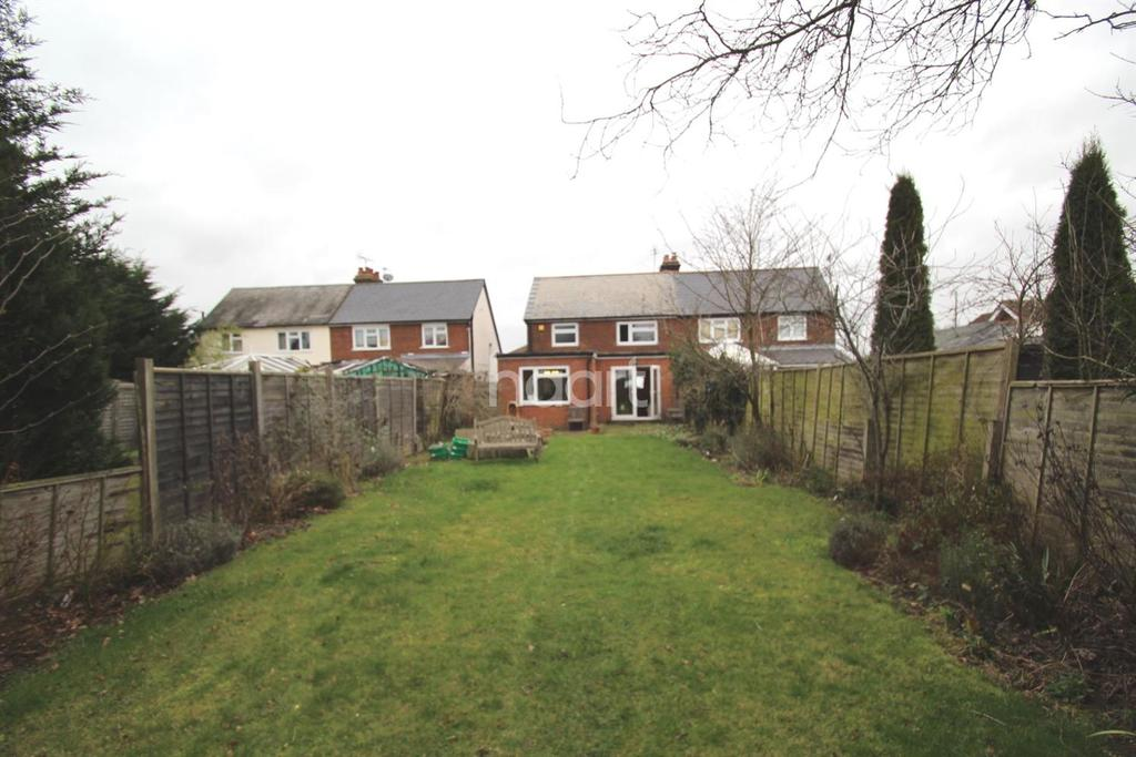3 Bedrooms Semi Detached House for sale in London Road, Marks Tey.