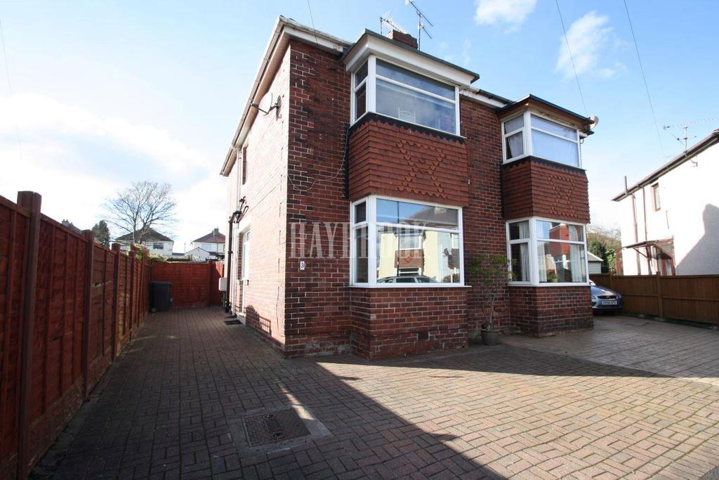 2 Bedrooms Semi Detached House for sale in Chatsworth Park Grove, Gleadless, S12