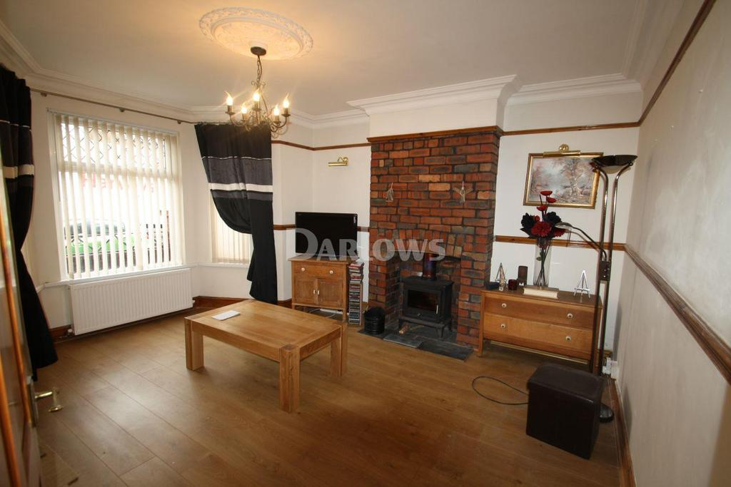 3 Bedrooms Terraced House for sale in Badminton Grove, Ebbw Vale, Gwent