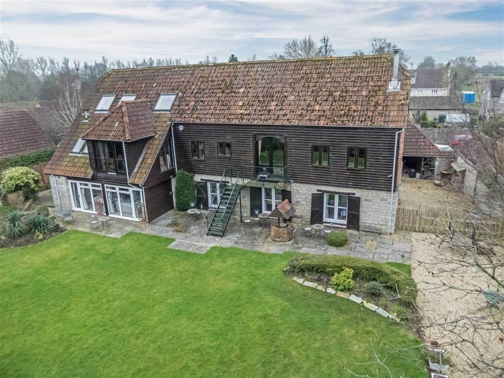 6 Bedrooms Detached House for sale in Back Street, West Camel, Yeovil, Somerset, BA22